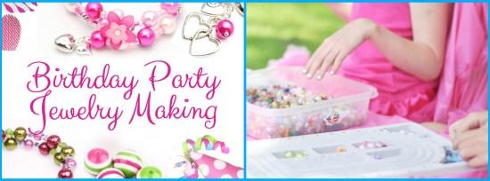 birthday party girls collage header