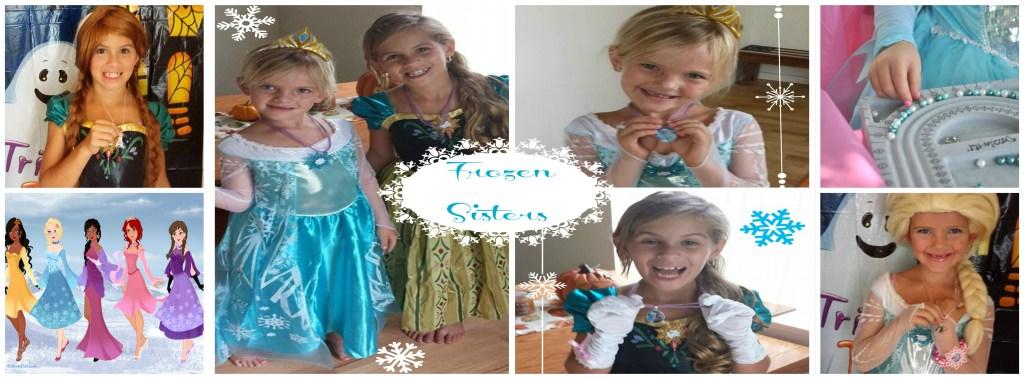 snow princess page header