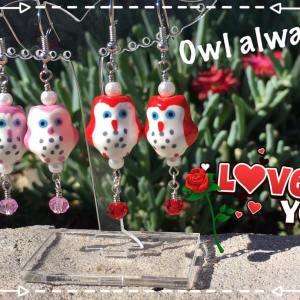 Valentine Owl Always Love You
