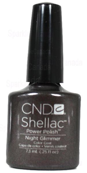 CND Shellac Night Glimmer By CND Shellac 12 453