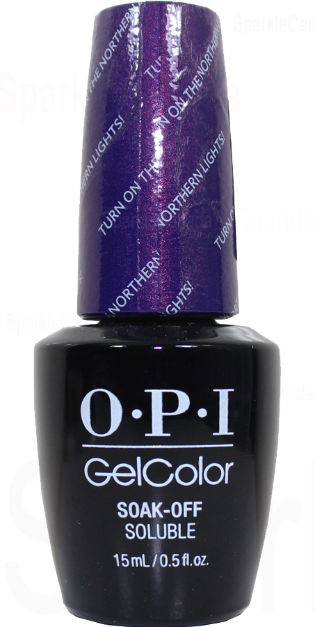 OPI Gel Color Turn On The Northern Lights By OPI Gel