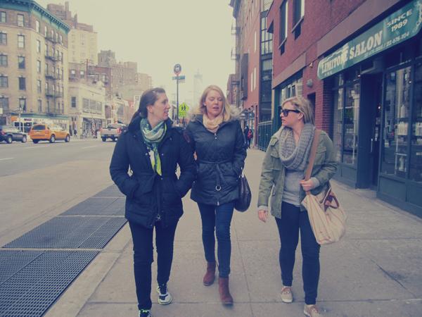 New York. West Village