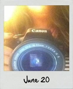 Polaroid | June 20