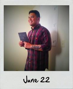 Polaroid | June 22