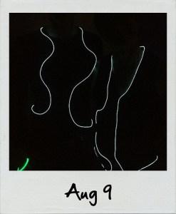 Polaroid | Aug 9