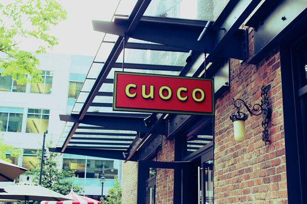 Seattle Scene. Eat. Cuaco