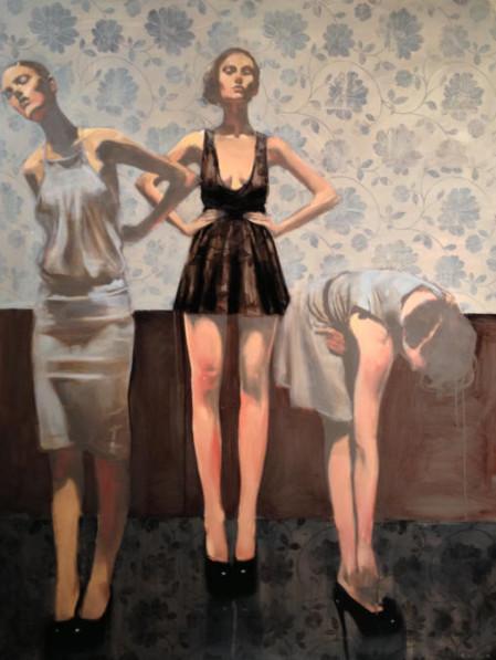 artist watch // michael Carson