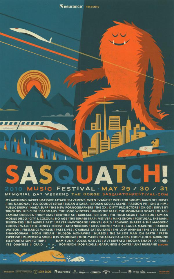 Sasquatch 2010