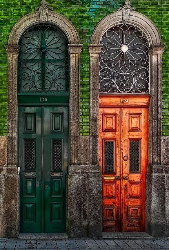 fancy doors