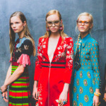 Gucci goes geek chic