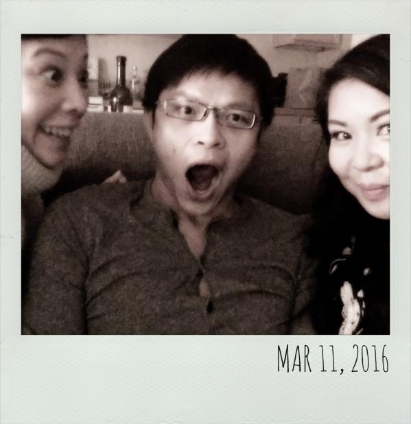 Polaroid March 11
