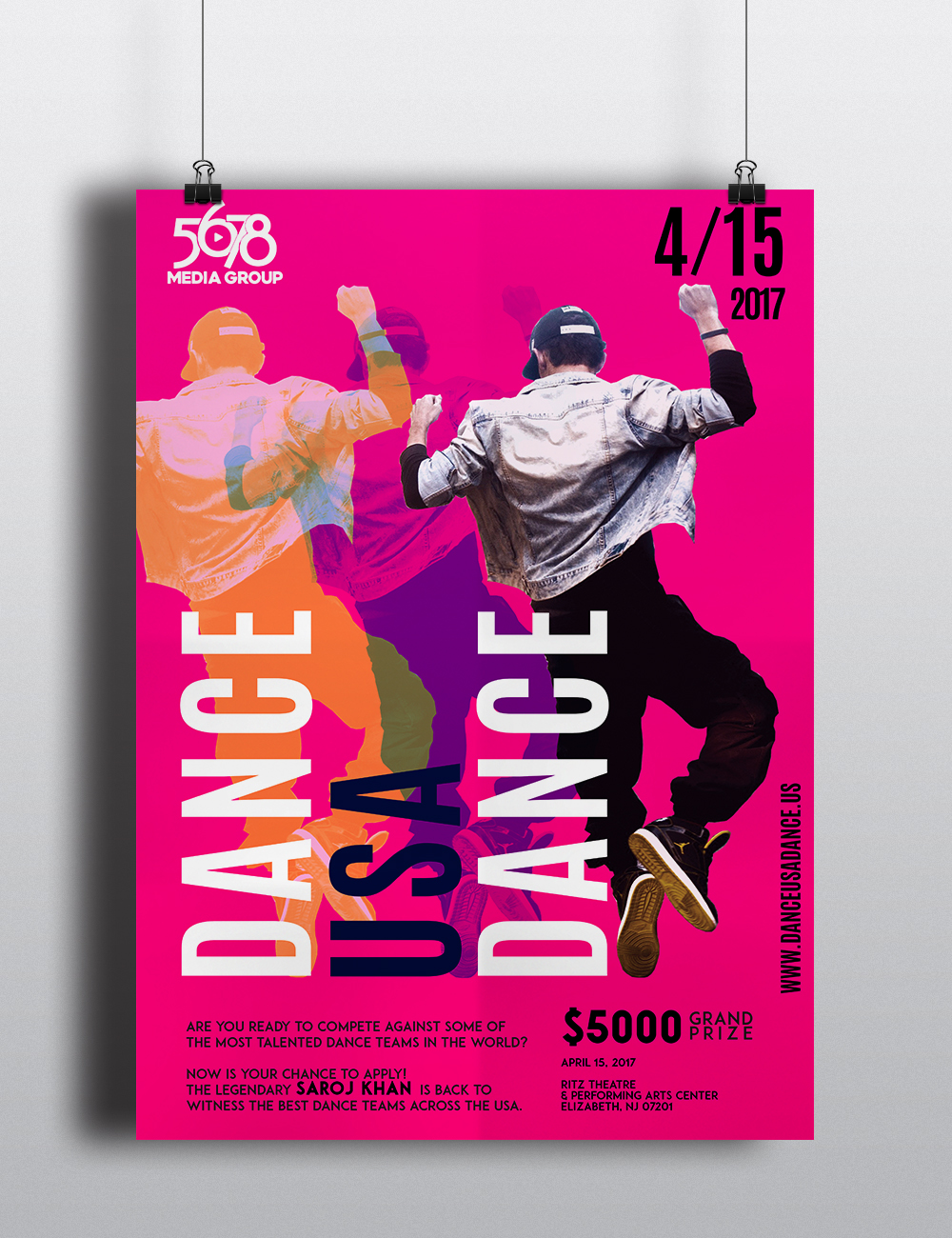 They Liked The Poster Design So Much That We Did Series In Various Colors Here Is A Glimpse