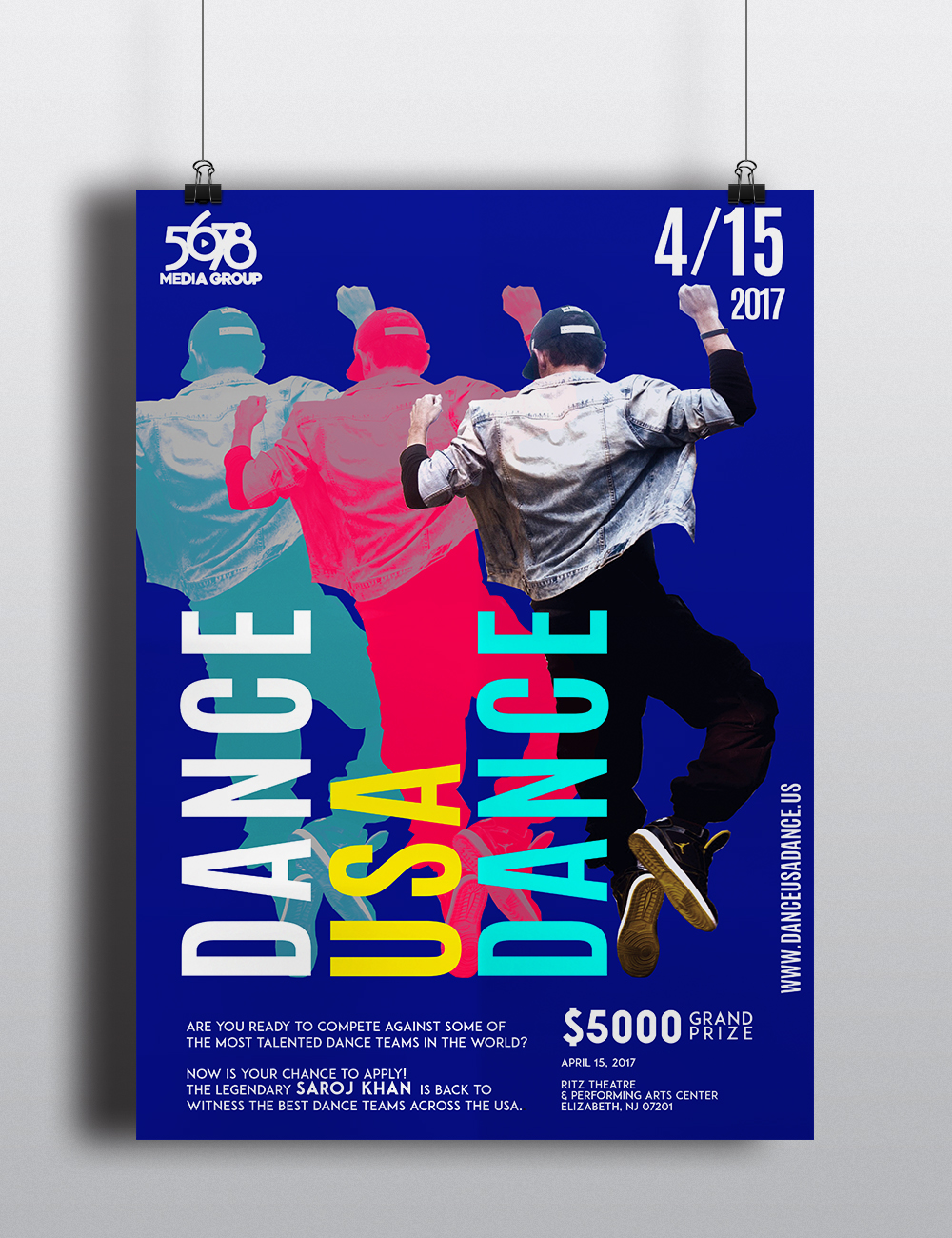 Poster design 2017 - Savesave