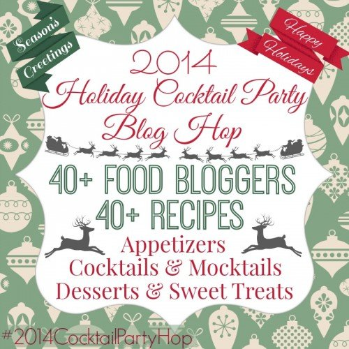 2014 Holiday Cocktail Party Blog Hop