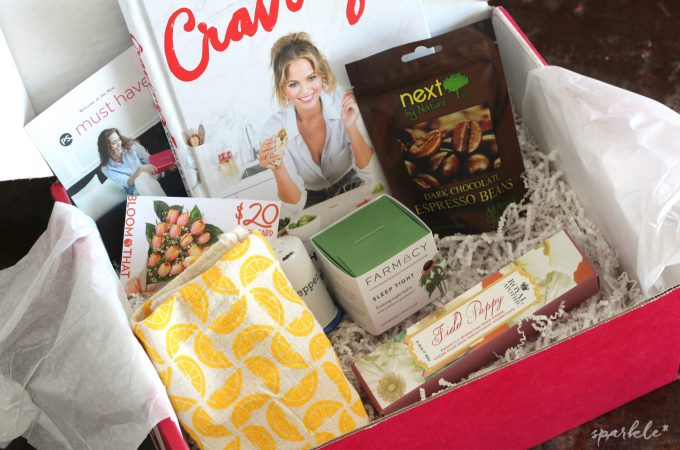 Saturday Swag ~ PopSugar Must Have Box April 2016 Review