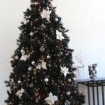 Treetopia S Merry Chic Mas Classy Black Christmas Tree Sparkle Living Blog