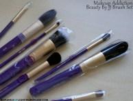 sparkleoflight makeup addiction beautybyjj beauty by jj brush set face eyes packaging