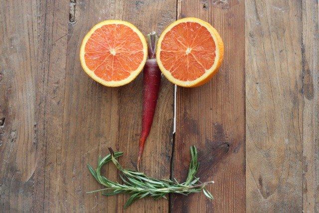 Orange Carrot Smile www.sparklepantsgirl.com