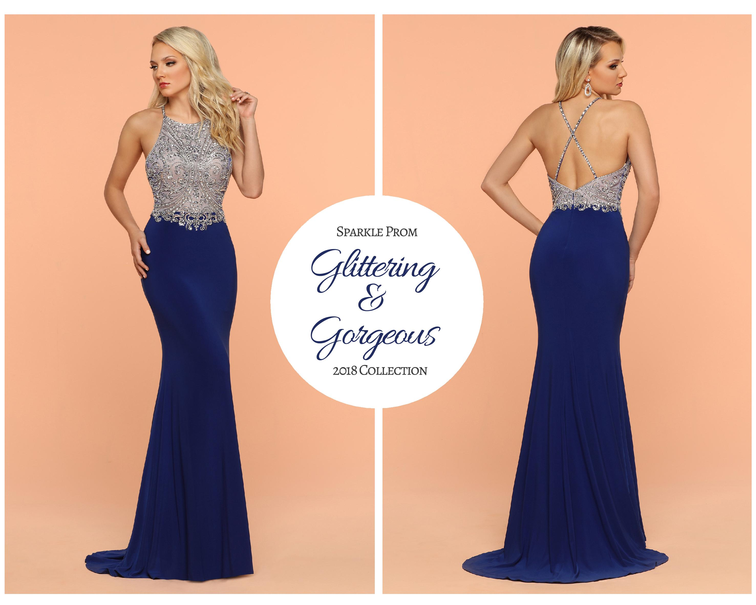 Glittering & Gorgeous in 2018: Prom Gowns with Bodice Detail – New Sparkle Prom Dresses