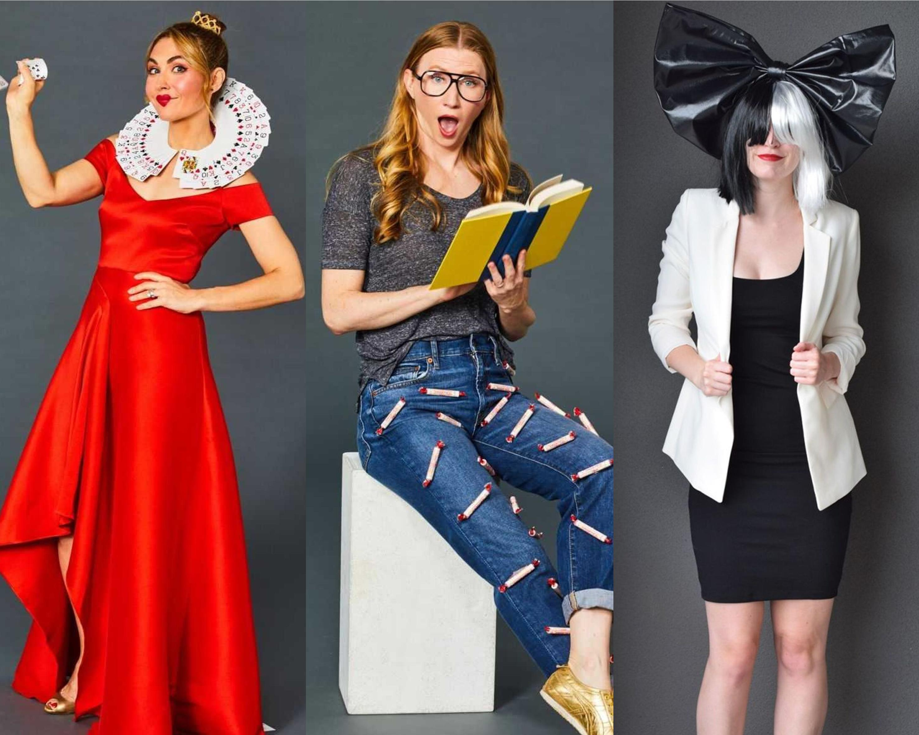 Easy DIY Last-Minute Halloween Costume Ideas – Sparkle Prom Blog