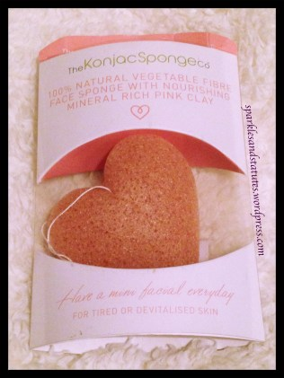 clay sponge packaging
