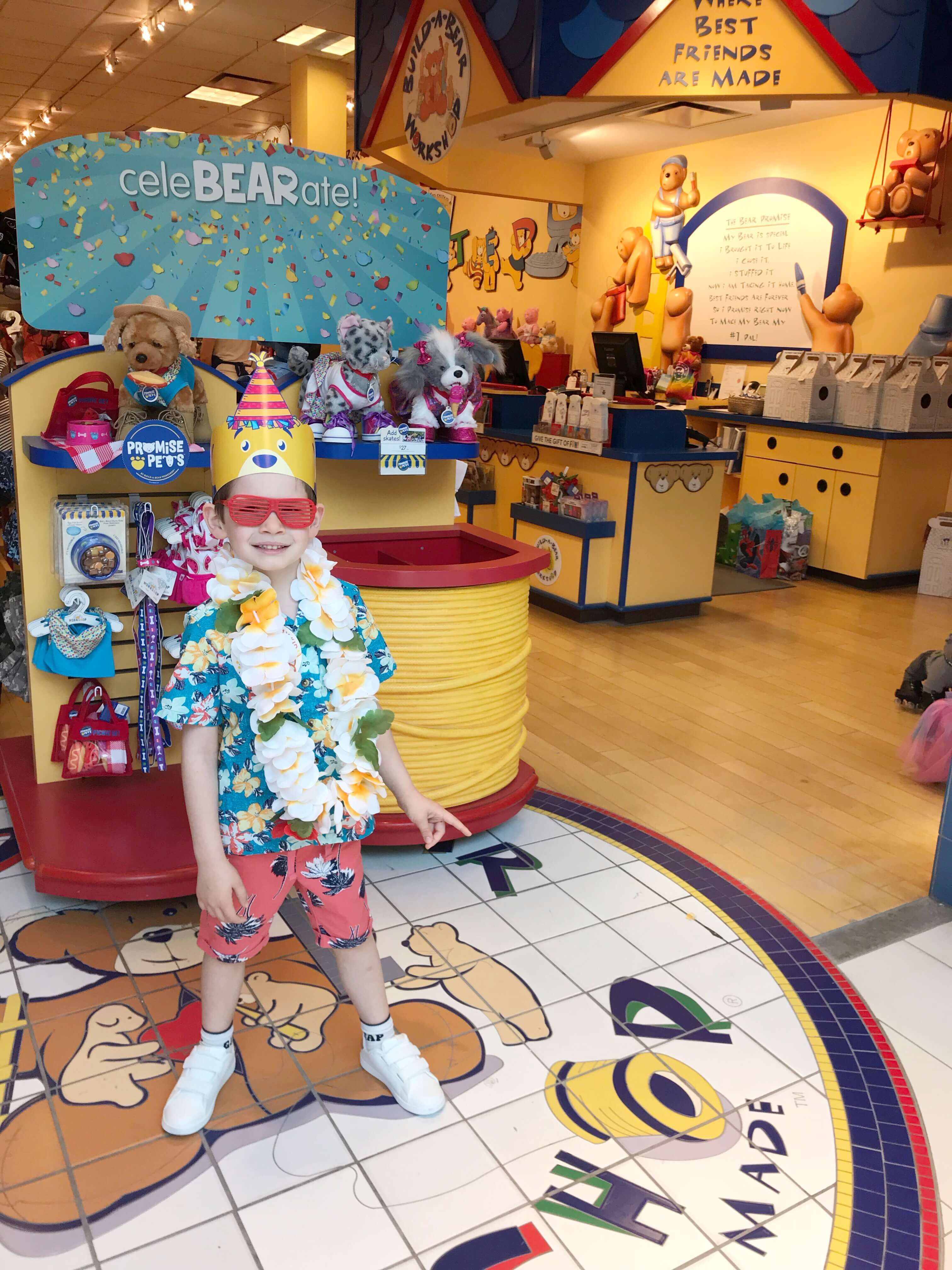 How To Create An Amazing Party With Build A Bear Workshop Sparkleshinylove