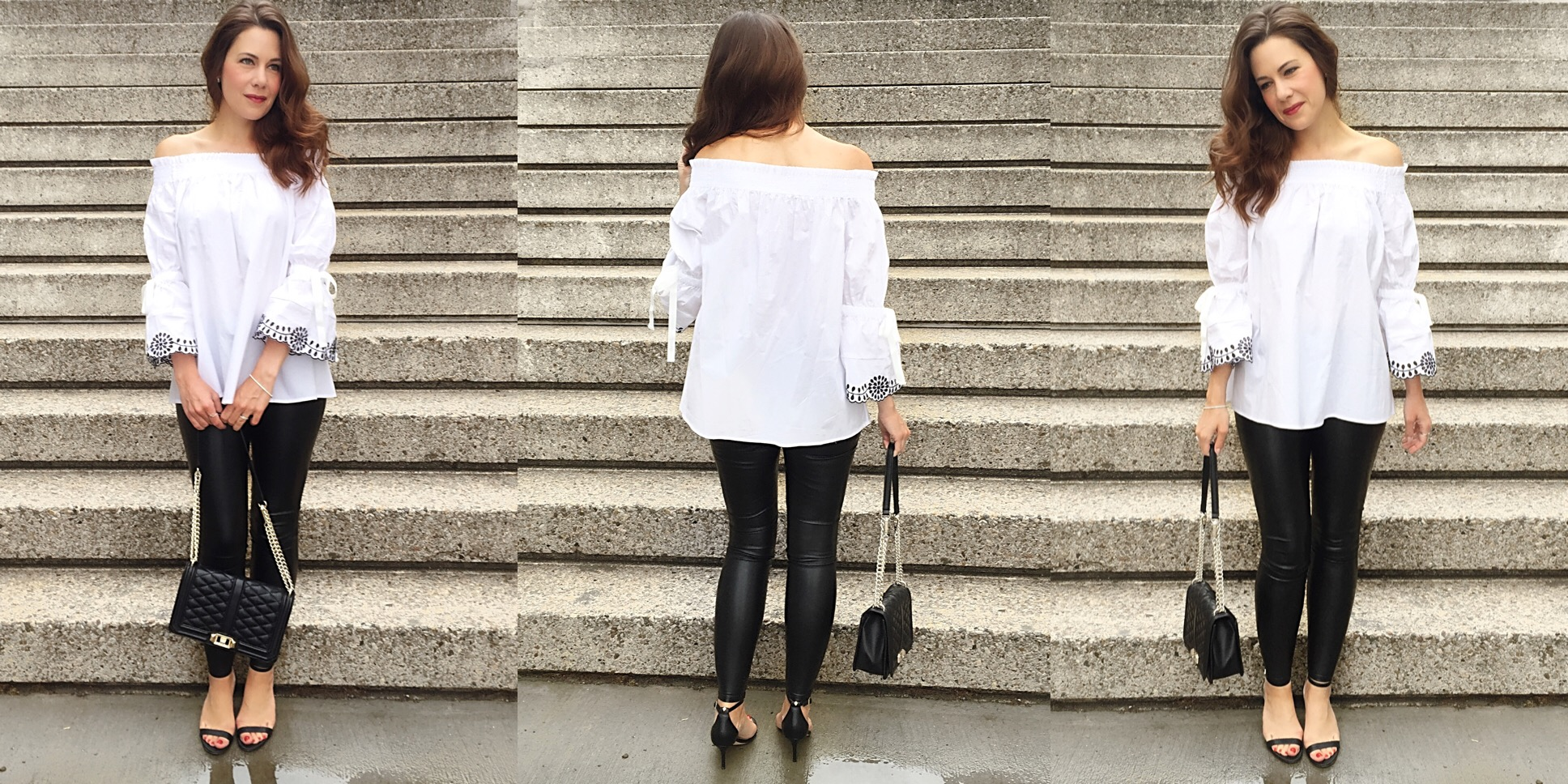 Zaful Embroidered Top