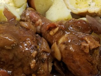 This Coq au Vin recipe will make your tastebuds believe you are dining in a fancy, French restaurant!