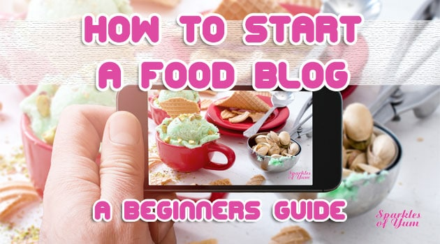 How to Start a Food Blog. In a few simple steps, this post will guide you through every important step to get your food blog set up and ready to succeed.