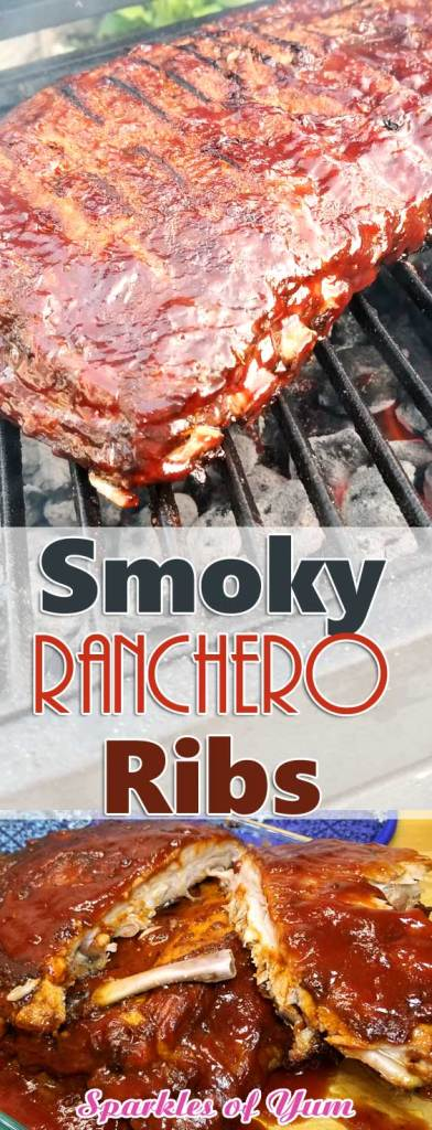 3 ways to make the perfect smoked ribs! These BBQ ribs are saucy and juicy with non-stop flavor, all the way down to the bone. That's how ribs are suppose to be in my book!