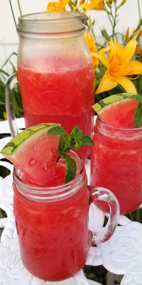 Watermelon Breeze Frose'