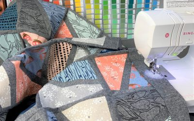 Color Jolt QAL Week 6: Finishing Our Quilts!