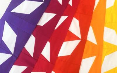 Modern Flight QAL Week 5: Piecing Your Quilt