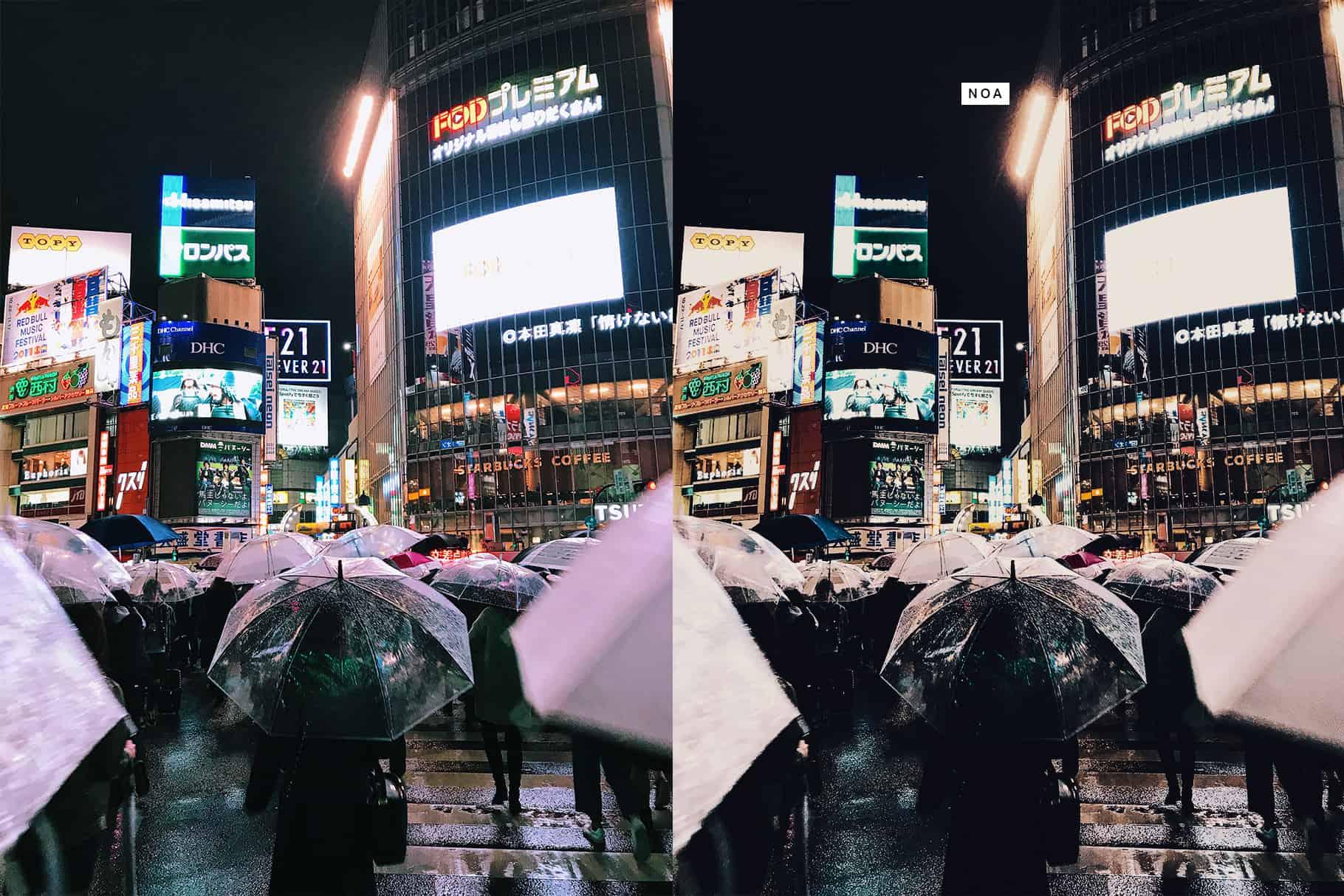 Neon Tokyo – 32 Lightroom Presets and LUTs