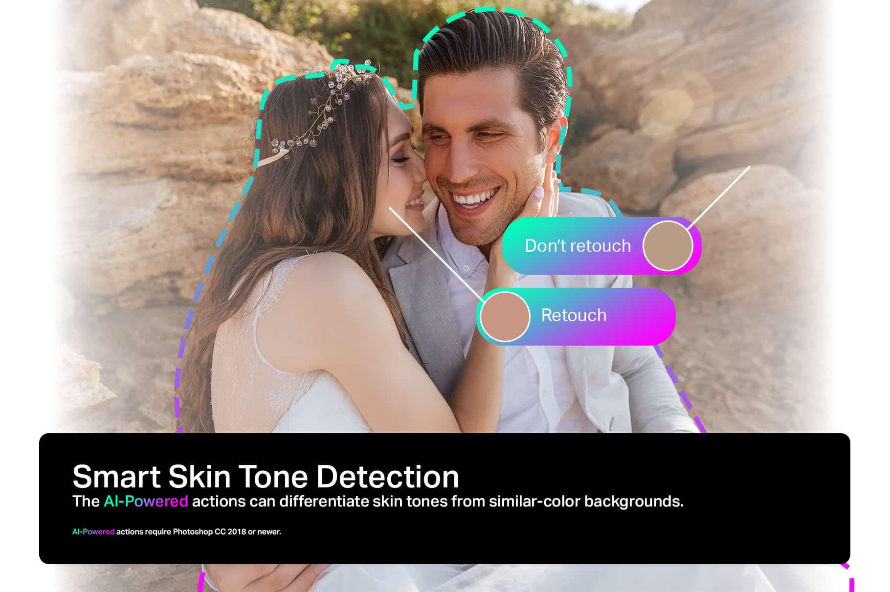 AI Skin 3 0 – 34 Retouching Actions