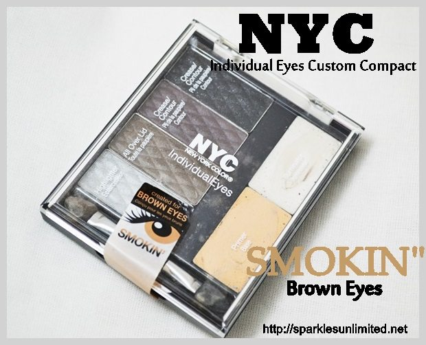 NYC New York Color Individual Eyes Custom Compact For Brown Eyes SMOKIN',NYC New York Color Individual Eyes Custom Compact For Brown Eyes SMOKIN' Review,NYC New York Color Individual Eyes Custom Compact For Brown Eyes SMOKIN' Swatches,NYC New York Color Individual Eyes Custom Compact For Brown Eyes ,NYC New York Color Individual Eyes Custom Compact For Brown Eyes Review, NYC New York Color Individual Eyes Custom Compact For Brown Eyes Swatches,NYC New York Color Individual Eyes Custom Compact ,NYC New York Color Individual Eyes Custom Compact Review,NYC New York Color Individual Eyes Custom Compact Swatches,NYC New York Color Individual Eyes , NYC, New York Color Cosmetics
