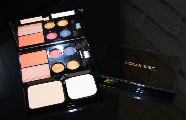 Colorbar's latest launch - Get-The-Look Makeup Kit