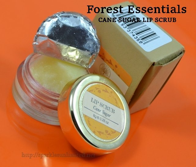 Forest Essentials CANE SUGAR Lip Scrub Review, Forest Essentials CANE SUGAR Lip Scrub , Forest essentials, Forest essentials India, lip Scrub, lip Care