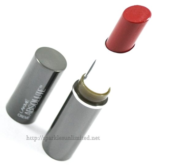 Lakme Absolute Creme Lipcolor RUNWAY RED,Lakme Absolute Creme Lipcolor RUNWAY RED Review,Lakme Absolute Creme Lipcolor RUNWAY RED Swatches,Lakme Absolute Creme Lipcolor,Lakme Absolute Creme Lipcolor review,Lakme Absolute Creme Lipcolor swatches, Lakme India, Lakme Absolute, Lakme
