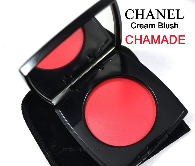 CHANEL Cream Blush CHAMADE, CHANEL Cream Blush CHAMADE Review,CHANEL Cream Blush CHAMADE Swatches, CHANEL Cream Blush ,CHANEL Cream Blush Review, CHANEL Cream Blush Swatches, Chanel UK, Chanel Cosmetics