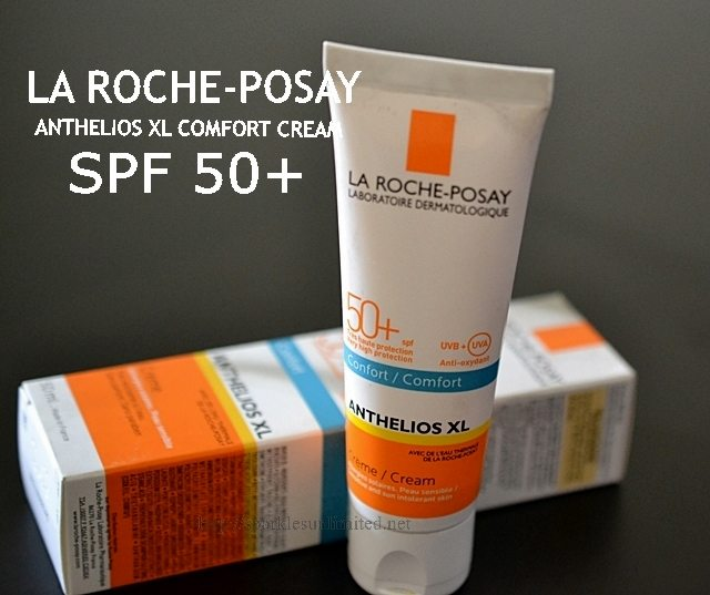 La Roche-Posay Anthelios XL Comfort Cream 50+SPF, La Roche-Posay Anthelios XL Comfort Cream 50+SPF Reviews, La Roche-Posay Anthelios XL Comfort Cream,La Roche-Posay Anthelios XL Comfort Cream Review,La Roche-Posay , Face Sunscren, Sun Protection, Sunscreen, Sunblock