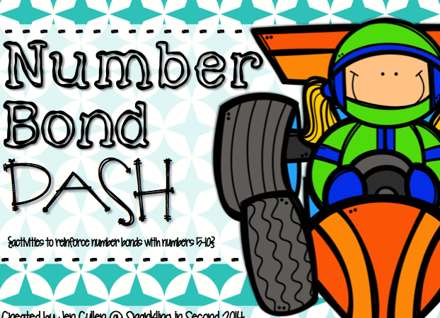Decomposing Numbers aka Number Bonds {Giveaway & Freebies}!