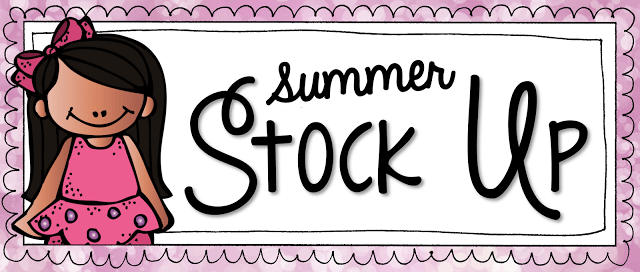Summer Stock Up with a Giveaway!