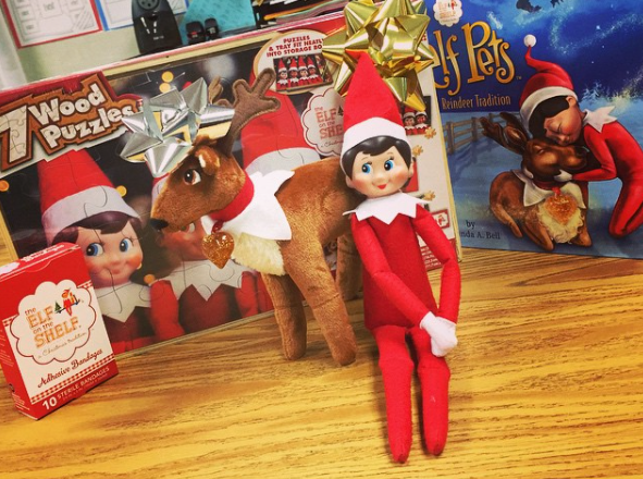 Elf in the Classroom