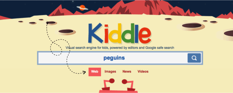 Looking for a kid safe search engine? Look no further! Kiddle, powered by Google is your best bet! Read on to see how it's tailored to a kid-friendly search perfect for in class research projects.