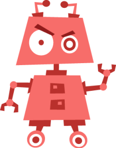 kiddle robot