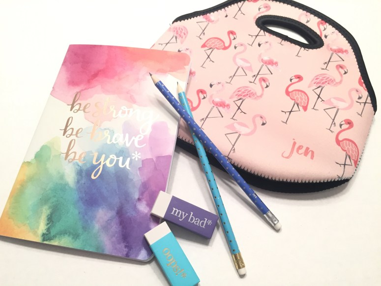 Erin Condren's back to school collection will get you organized for the new school year.