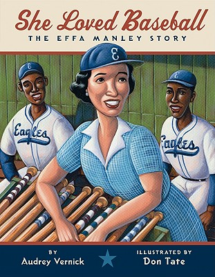 Celebrating Black History? Here are over 30 picture book titles celebrating the accomplishments of African Americans (Effa Manley).