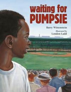 "Celebrating Black History? Here are over 30 picture book titles celebrating the accomplishments of African Americans (Elijah ""Pumpsie"" Green)."