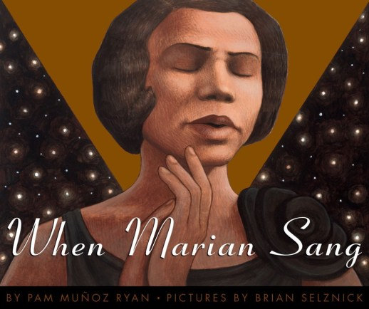 Celebrating Black History? Here are over 30 picture book titles celebrating the accomplishments of African Americans (Marian Anderson).